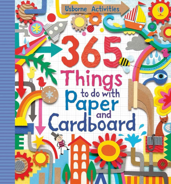 365 things to do with paper and cardboard 0