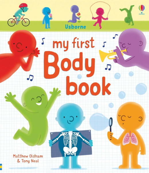 My First Body Book 0