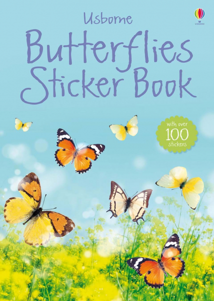 Butterflies Sticker Book 0