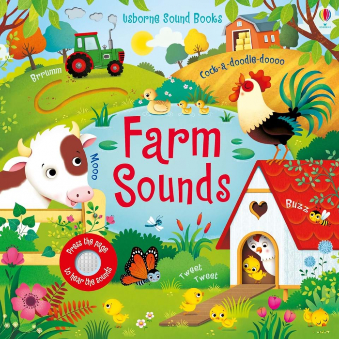 Farm Sounds (Noisy Books) 0