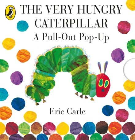 The very hungry caterpillar A pull out pop up book Penguin 0