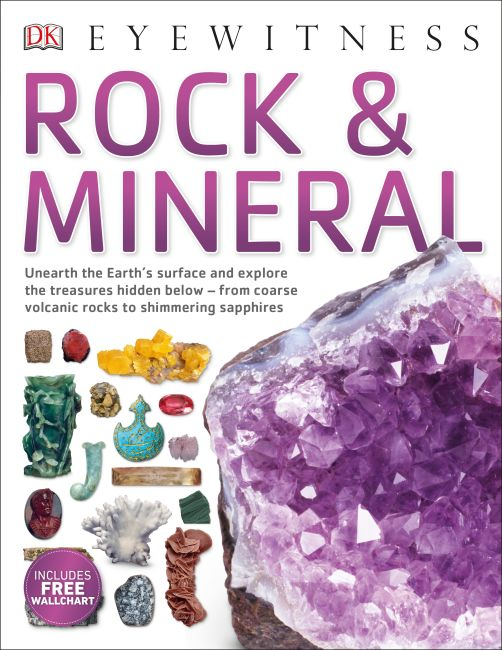Rock and Mineral DK [0]