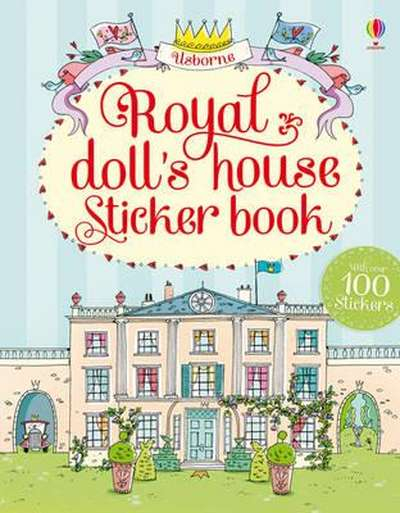 Royal Doll's House Sticker Book 0
