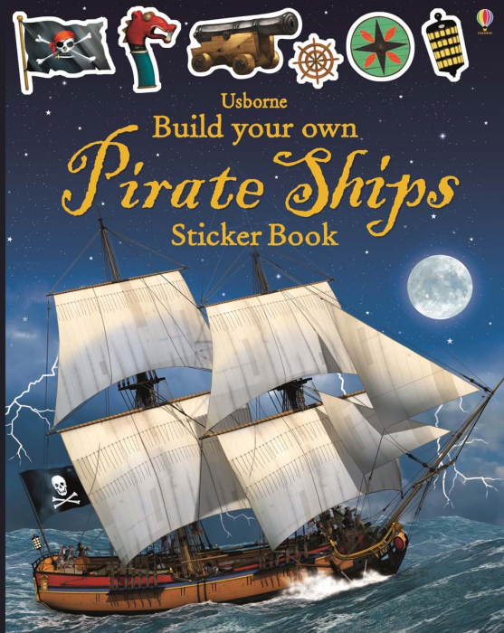 Build your own pirate ship usborne 0