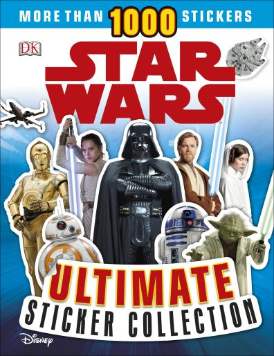 Star Wars Ultimate Sticker Collection [0]