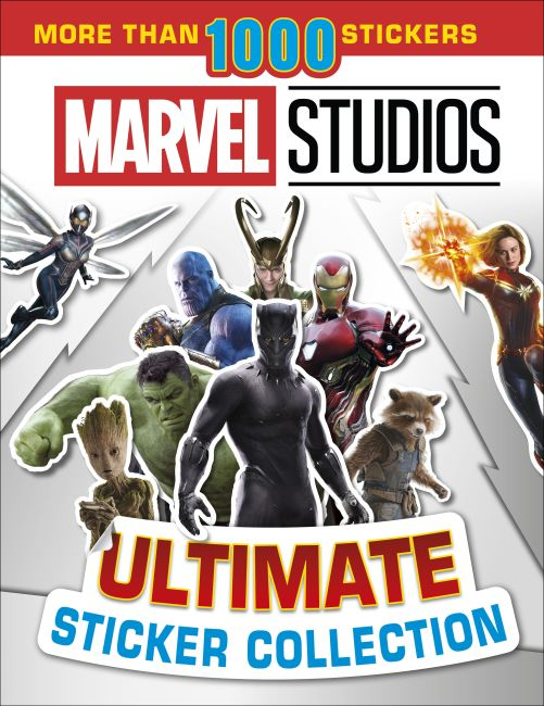 Marvel Studios Ultimate Sticker Collection [0]
