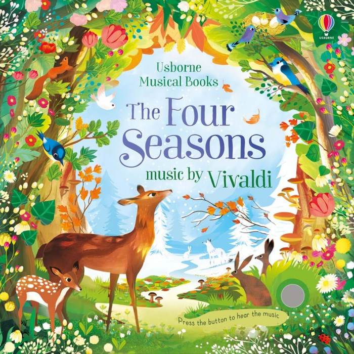 The Four Seasons with music by Vivaldi 0