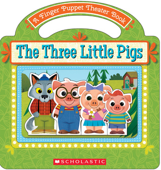 the three little pigs a finger puppet theater book [0]