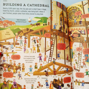 Big Picture Book of Long Ago [2]