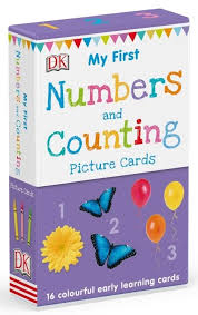 My first Numbers and Counding Picture Cards0