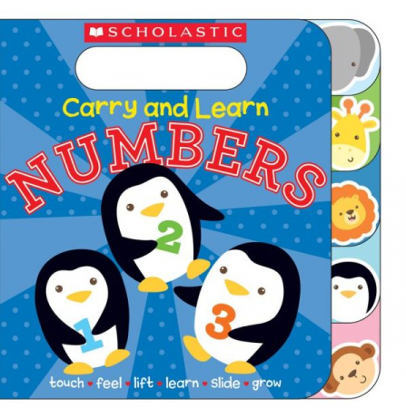 Carry and Learn Numbers [0]