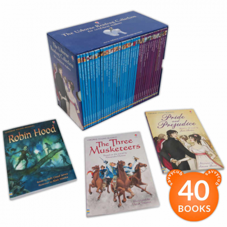 The Usborne Reading Collection for confident readers2