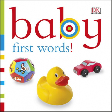 Baby first Words Dk0
