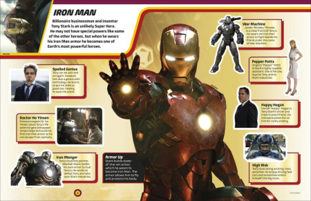 Marvel Studios Ultimate Sticker Collection [1]