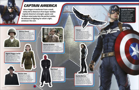Marvel Studios Ultimate Sticker Collection [2]