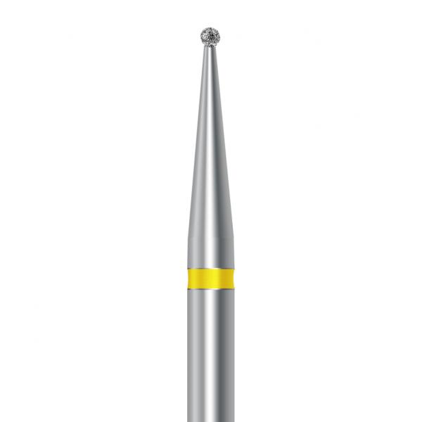 Diamond burs round - Diametru 007 - Super fine 0