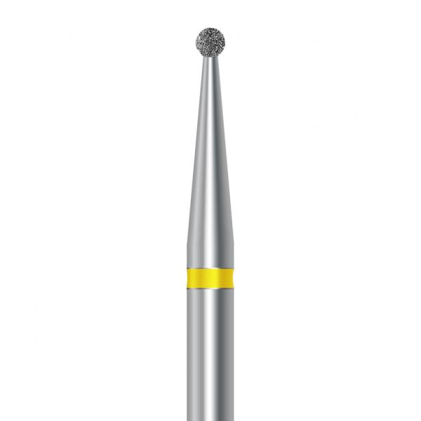 Diamond burs round - Diametru 009 - Super fine 0
