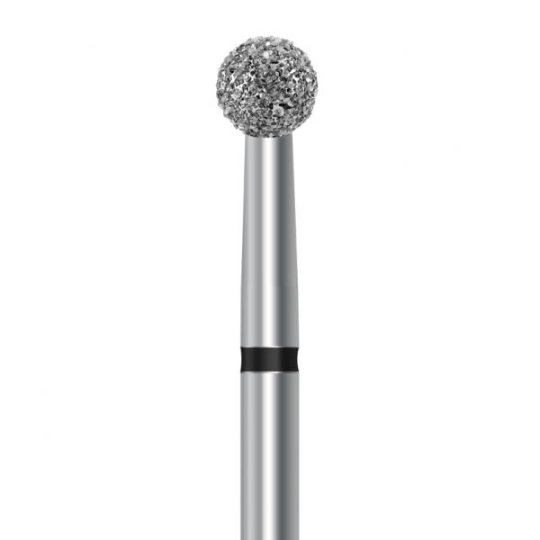 Diamond burs round - Diametru 027 - Super coarse [0]