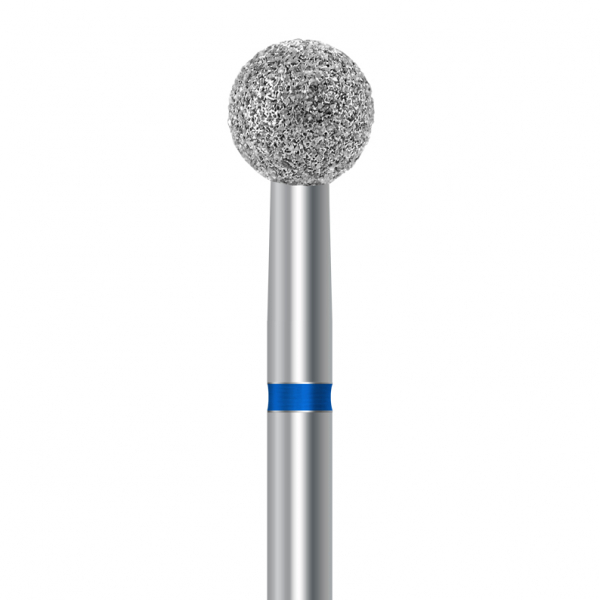 Diamond burs round - Diametru 035 - Medium 0