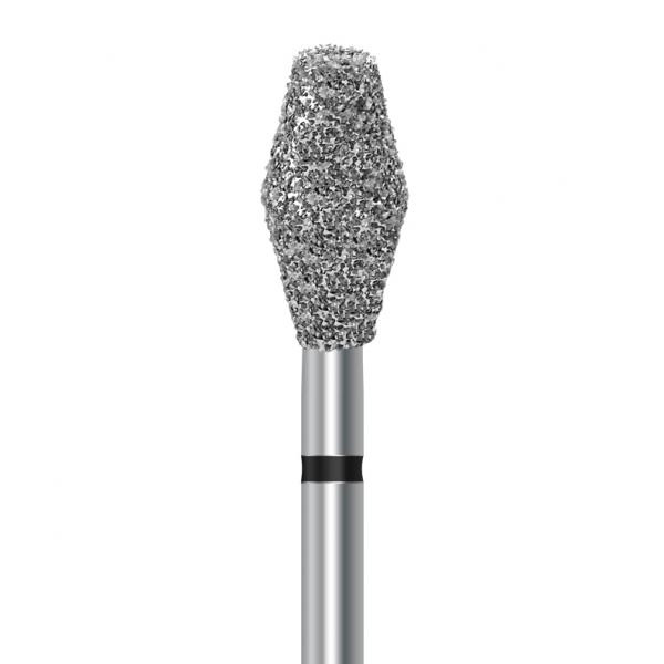 Diamond burs barrel - Diametru 037 - Super coarse [0]