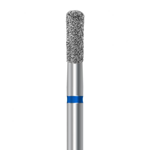 Diamond burs pear long - Diametru 018 - Medium 0