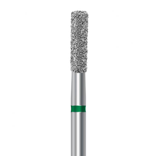 Diamond burs flat cylinder - Diametru 018 - Coarse 0