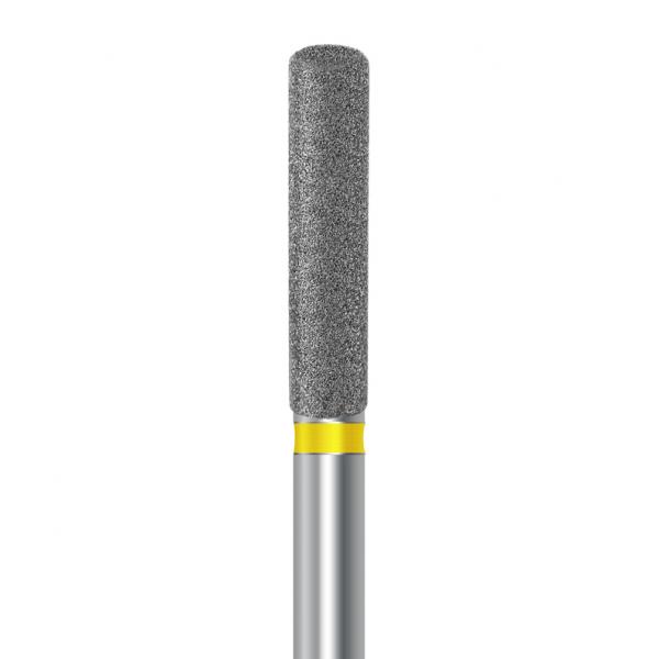 Diamond burs cylinder round edge - Diametru 018 - Super fine [0]