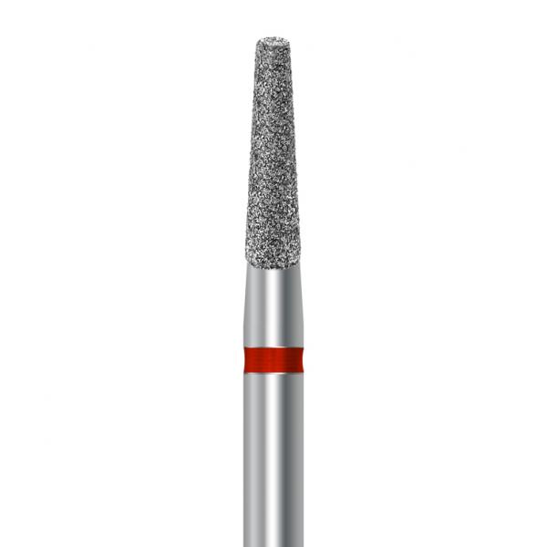 Diamond burs flat cone - Diametru 016 - Fine 0