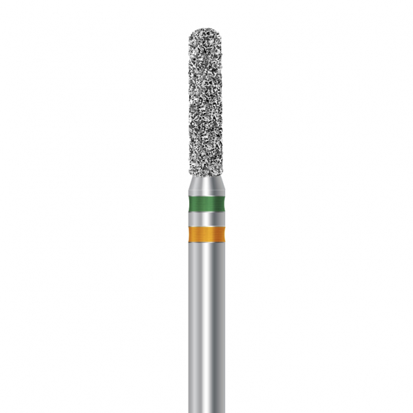 Diamond Zircon burs round end cylinder - Diametru 012 [0]