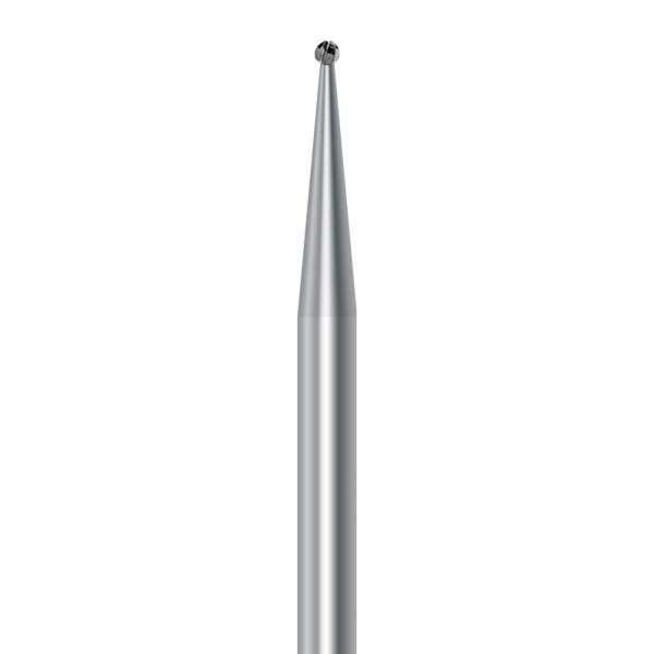 Freza chirurgicala sferica pentru piesa contra-unghi - 010 - 34 mm 0