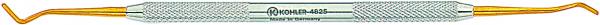 4825 - Instrument pentru modelarea compozitului acoperit cu nitrat de zirconiu FELT 4 [1]