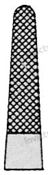 5319 - Port-ac cu carbura de tungsten 3-0 - 5-0 MAYO-HEGAR - 24 cm 1