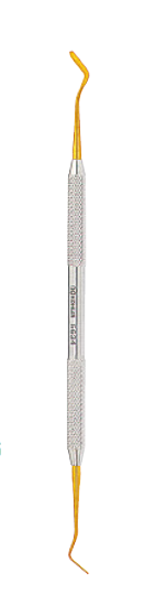 5634 - Instrument pentru modelarea compozitului acoperit cu nitrat de zirconiu - 2,0 mm [0]