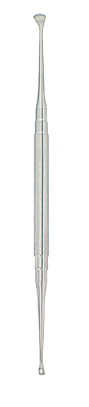 5780 - Chiureta chirurgicala MOLT 2-4 - 19 cm [0]