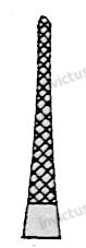 6537 - Port-ac cu carbura de tungsten, 4-0 - 6-0 MATHIEU - 14 cm 1