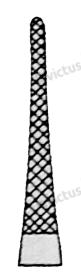 6538 - Port-ac cu carbura de tungsten 4-0 - 6-0 MATHIEU - 17 cm 1