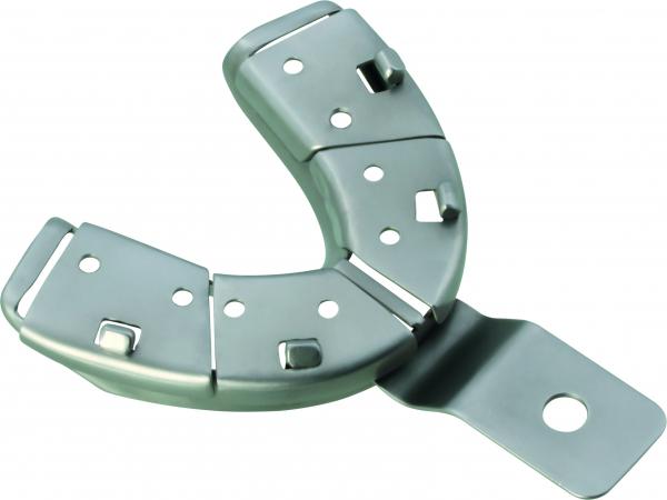 8224 - Lingura de amprentare, inferioara, pentru implantologie cu parti detasabile WINTRAY® GENERATION II - Medium L4 [0]