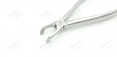 2103 - Cleste extractie pentru molari inferiori cu maner anatomic3