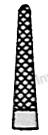 4061 - Micro port-ac cu carbura de tungsten, 5-0 - 8-0 CASTROVIEJO - 14 cm1