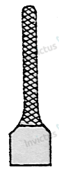 4321 - Port-ac cu carbura de tungsten MICRO-RYDER 5-0 - 8-0 - 15 cm [1]