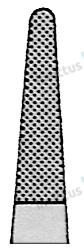 4848 - Port-ac cu carbura de tungsten 3-0 - 4-0 MATHIEU - 14 cm [1]