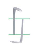 7374 - Instrument pentru ridicarea membranei sinusale flexibil [1]