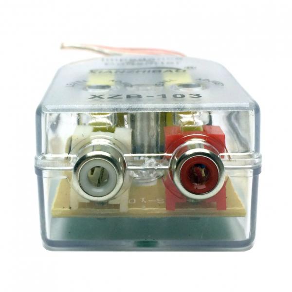 Adaptor auto High-Low pentru conversie semnal audio la semnal de linie RCA [2]