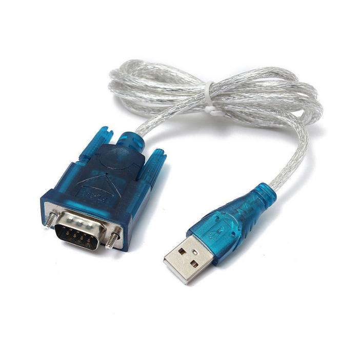 Adaptor serial USB-RS232 cu cablu OKN429-17 [0]