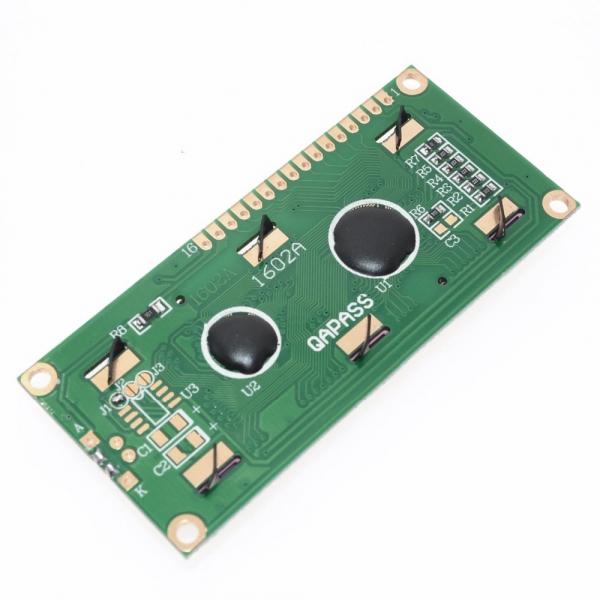 Afisaj LCD model 1602 - Albastru [1]
