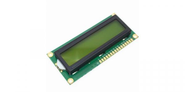 Afisaj LCD model 1602, verde [0]