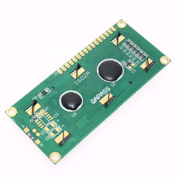 Afisaj LCD model 1602, verde [2]
