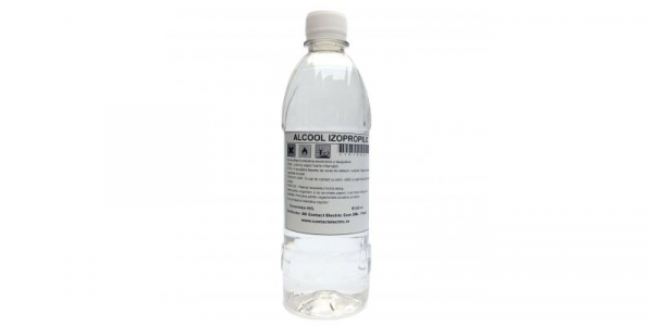 Alcool izopropilic la sticla de 500 ml [1]