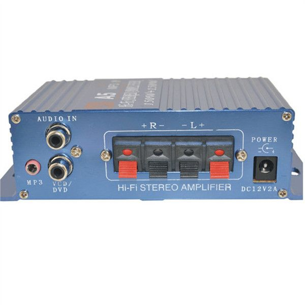 Amplificator audio stereo DX-A5 [1]