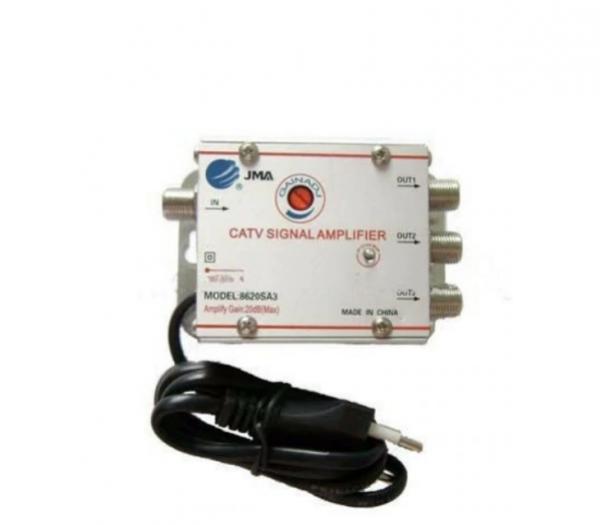 Amplificator de semnal TV 3 iesiri 8620SA3 [0]